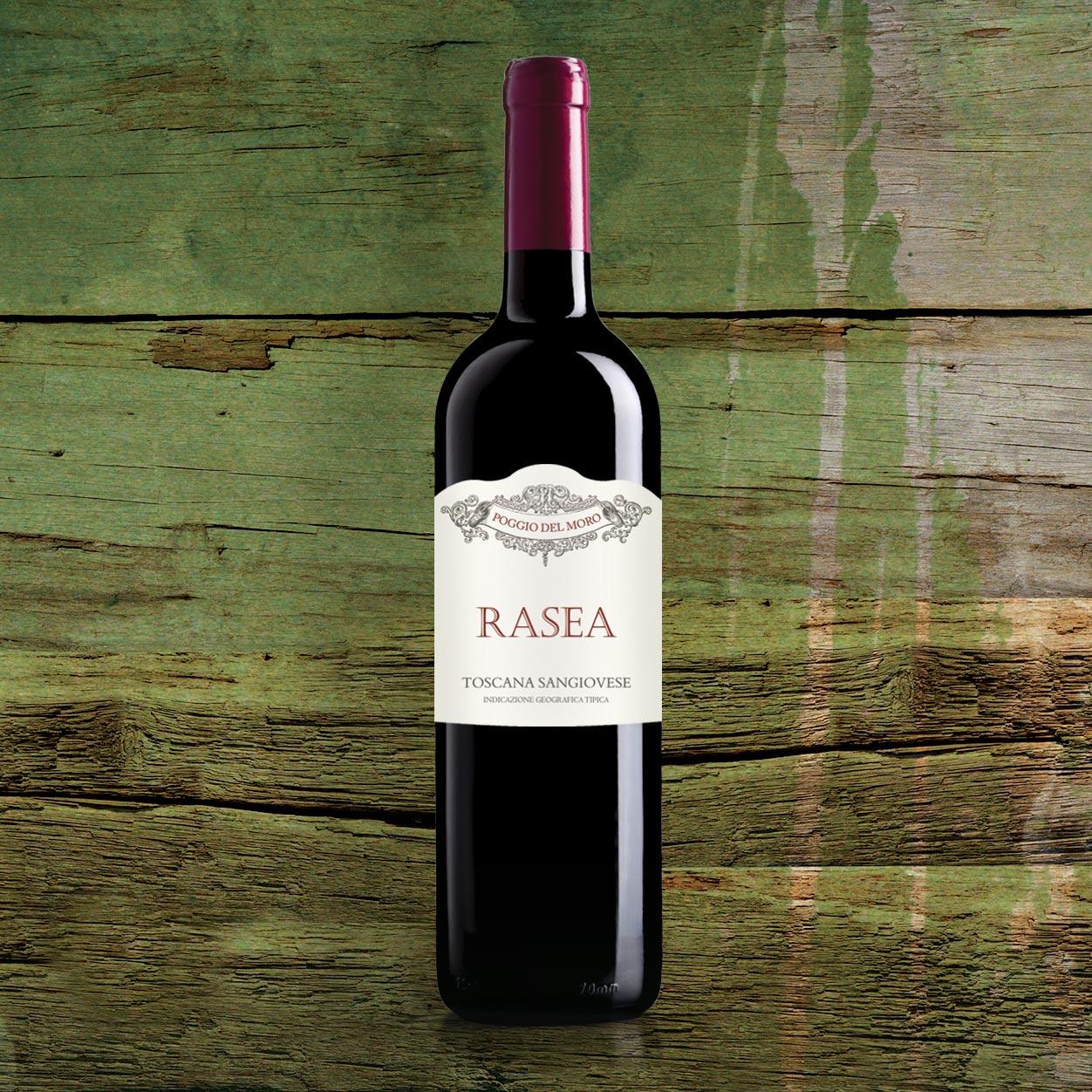 RASEA-Red-Wine-Poggio-del-Moro-Winery-Cantina-Vino-Tuscany-Italy-Chianciano-Montepulciano