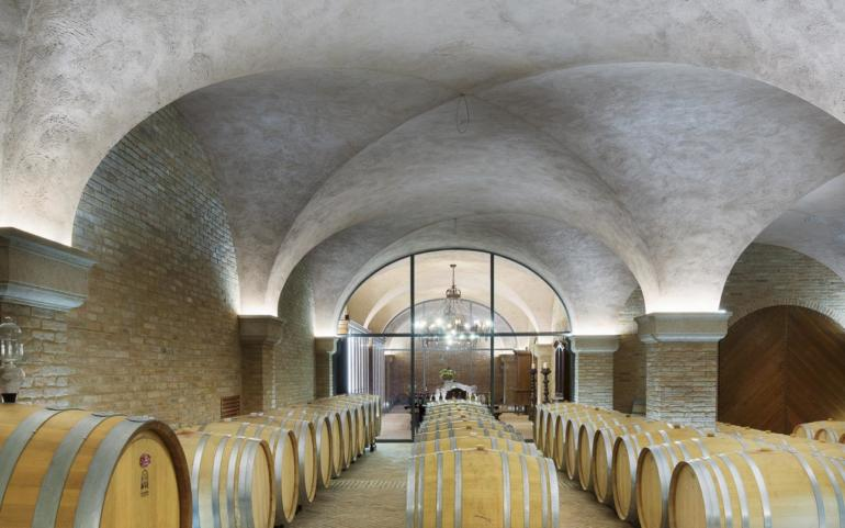 The poggio del moro cellar: between respect for tradition and high innovation